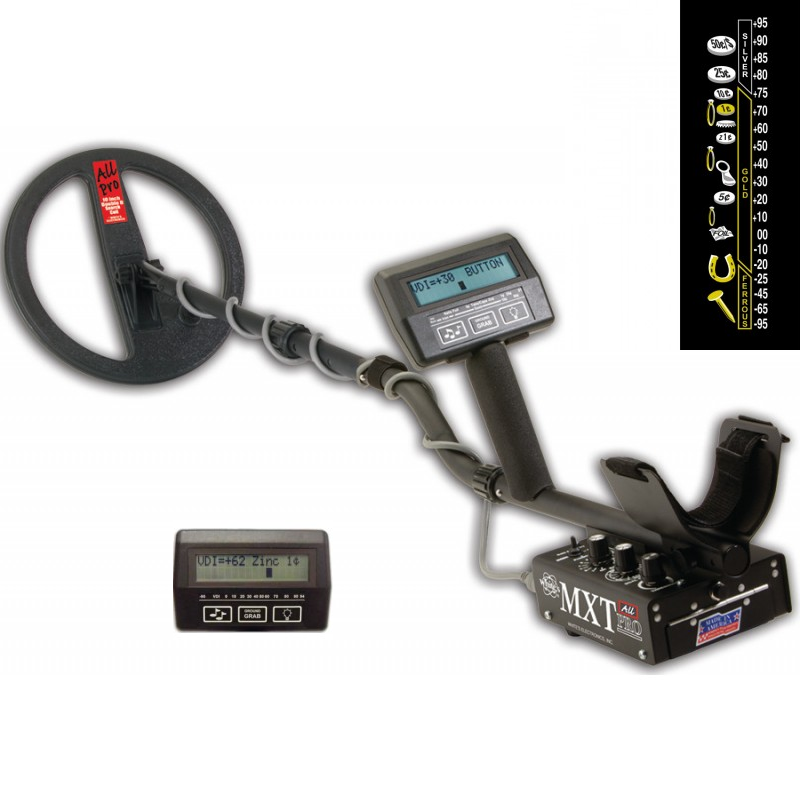 Whites MXT All Pro Metal Detector,MXT All Pro Metal Detector.