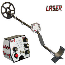 Laser Trident 1 Metal detector,And Extras.