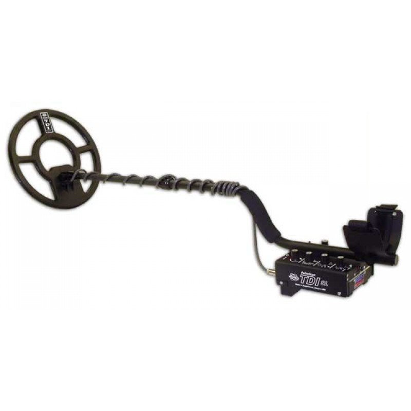 "TD SL Metal Detector with 12"" Coil"